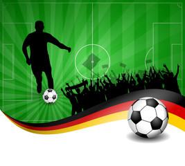 fussball-plakat VI