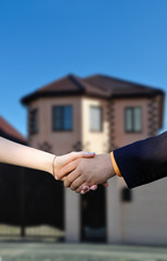Selling a beautiful new home