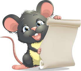 mouse and scroll