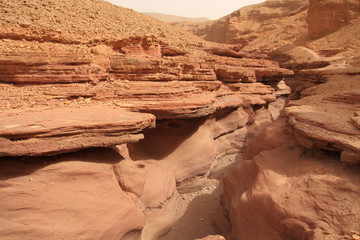 Travel Photo of Israel Eilat Red Canyon