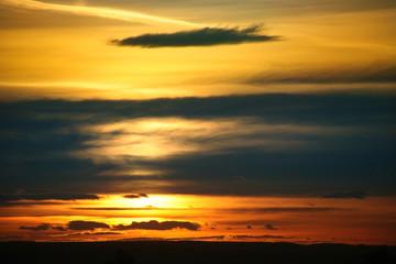 Magnificent Sunset Sky
