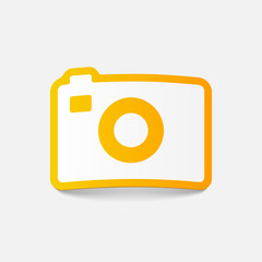 realistic design element: camera