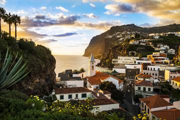 Câmara de Lobos, Madeira Island Fototapete