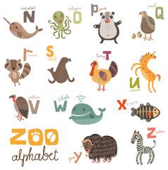 Zoo ABC-1