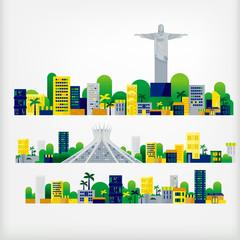 landscape of brazil