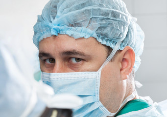operating surgeon