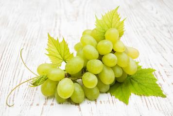Fresh grape Fototapete