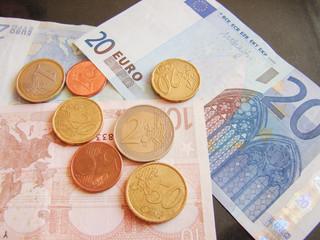 monnaie billet euro