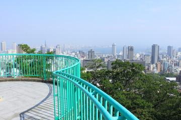 ビーナスブリッジから神戸の景色