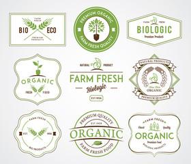 Bio Badges Crests Colored