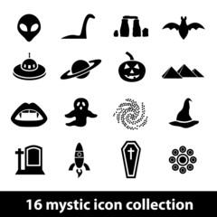 mystic icons