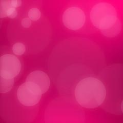 Pink Defocused Background