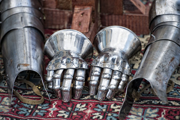 Ancient medieval armor