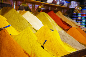 Foto op Canvas Marokko Spice