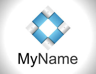 Logotipo empresa formal elegante