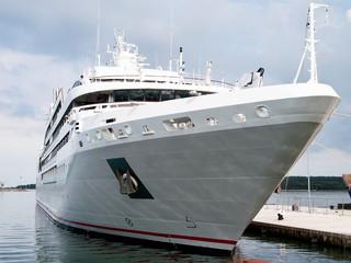 White cruiser