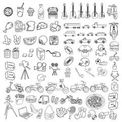 outline object art