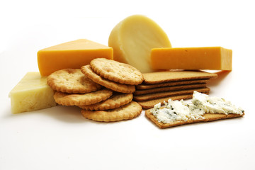 Cheese And Cracker Collection Studio