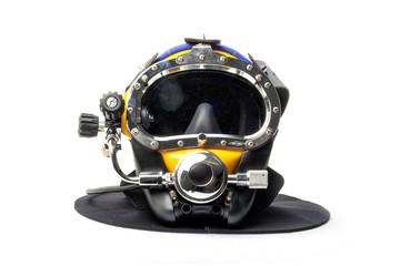 Modern Diving Helmet