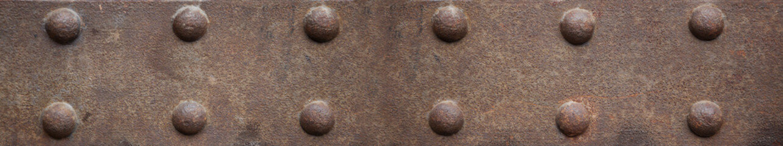 Rostige Metallplatte Textur