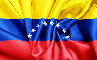 Vwenezuela Flagge