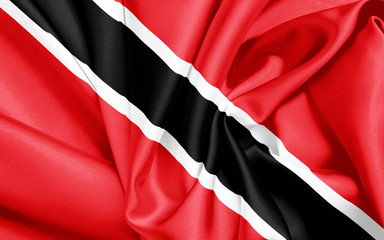 Flagge von Trinidad & Tobago