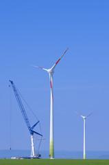 Windenergieanlage bauen