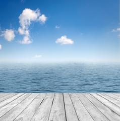 Fototapete - Urlaub Am Meer