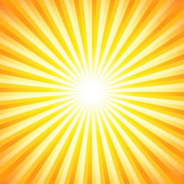 Abstract starburst & starburst background