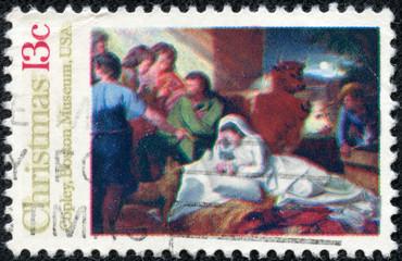 Nativity by John Singleton Copley
