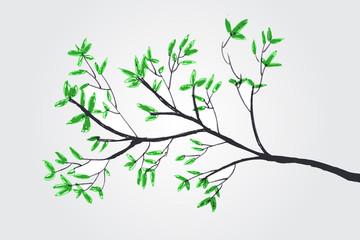 sketchy, tree