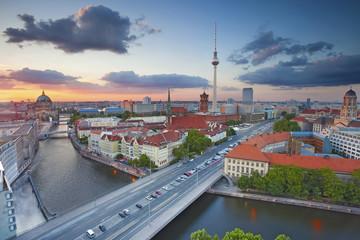 Foto op Canvas Berlijn Berlin.