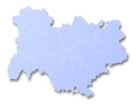 Nouvelle région française - Auvergne Rhône-Alpes