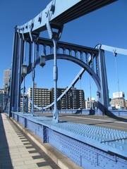 東京の清洲橋