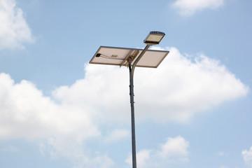 Solar Cell Panel.