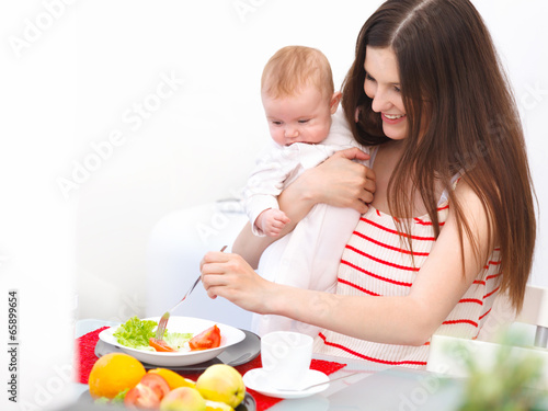 Послеродовой период: проблемы, питание, физкультура