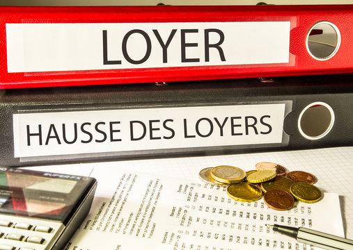 Loyer - Hausse des loyers (droit au bail)