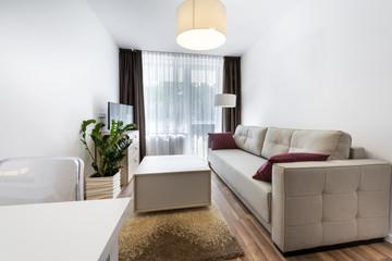 Modern interior design small room