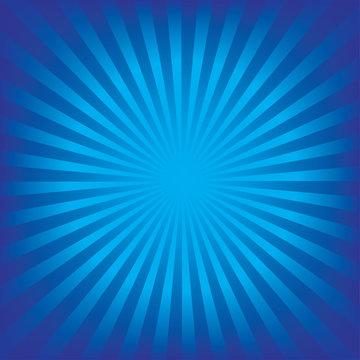 Radial background vector illustration.