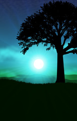 Landscapes mystical