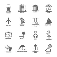 Building Tourism Icons