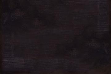 schwarze Schultafel, Hintergrund, Textfreiraum, unbeschrieben