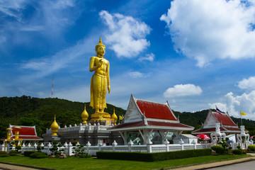The Great Standing Buddha Image