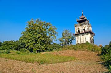 NanMyin. Inwa (Ava). Myanmar
