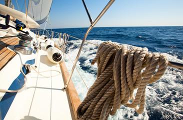 Fototapete - Sailing regatta.