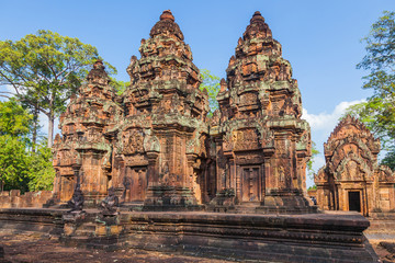 Banteay Srei castle, The most beautiful ancient castle