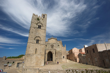 Erice Duomo Chiesa Madre