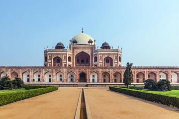 Canvas Prints Delhi Humayun's Tomb in Delhi