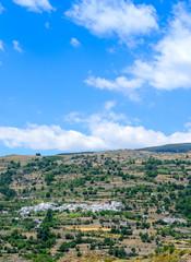 Alcutar Village, Granada Province, Andalusia, Spain