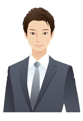 若いビジネスマン